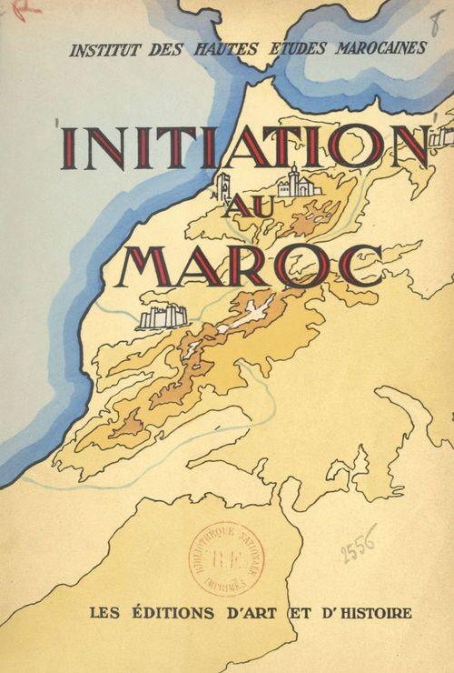 Initiation au Maroc
