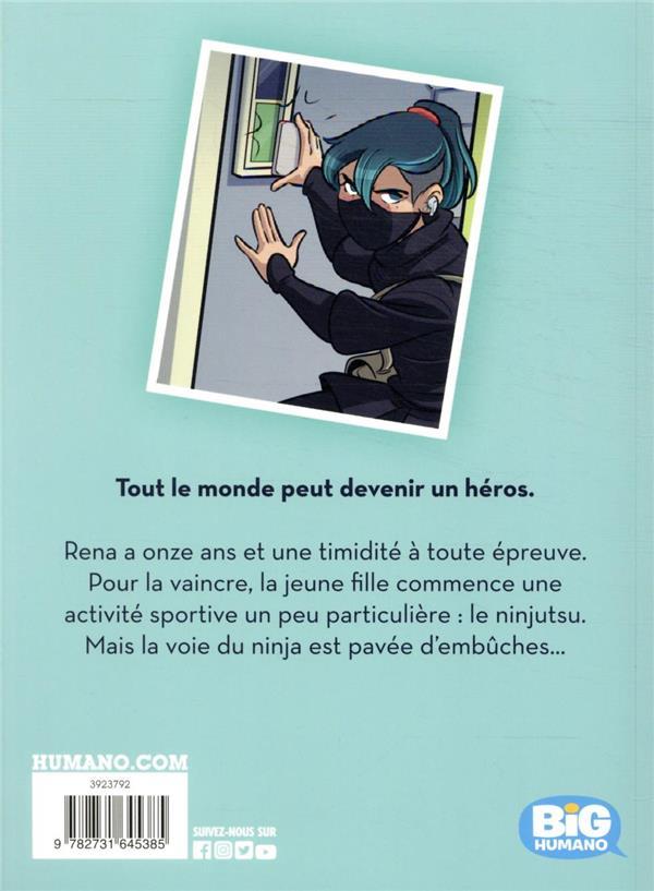 Ninja malgré moi
