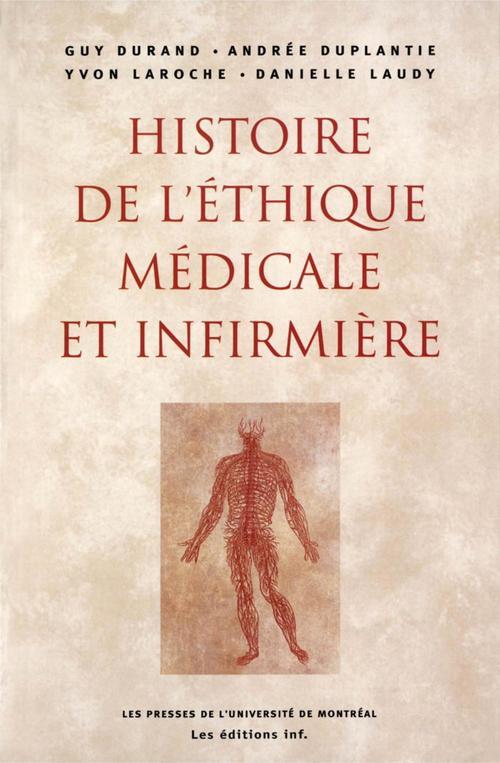 Histoire de l'éthique médicale et infirmière