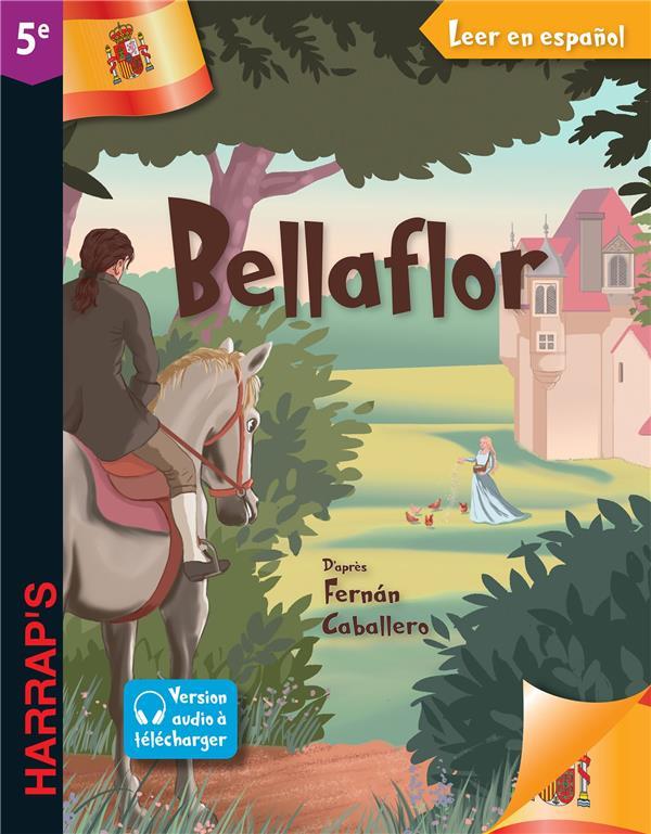 Leer en espanol ; Bella Flores ; 5e