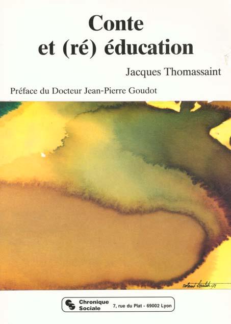 Conte et education