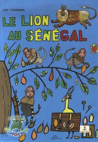 Le lion au Sénégal
