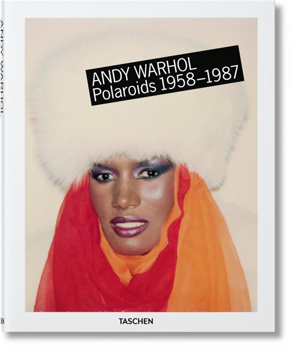 Andy Warhol ; polaroids ; 1958-1987