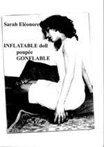 Poupée gonflable // Inflatable doll  - Sarah Eleonore