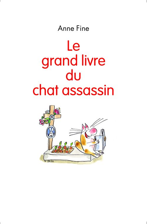 Le grand livre du chat assassin
