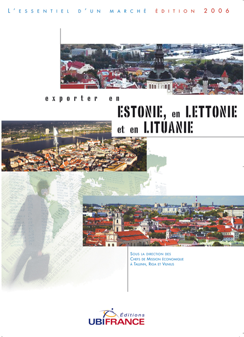 Estonie, lettonie, lituanie