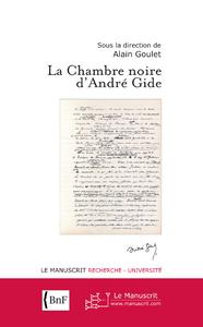 La Chambre Noire D'Andre Gide