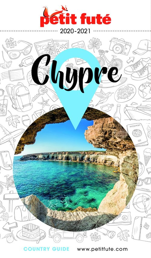 GUIDE PETIT FUTE ; COUNTRY GUIDE ; Chypre (édition 2020/2021)