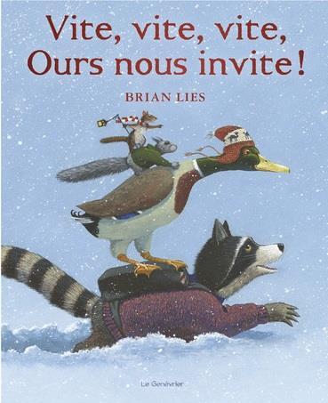 Vite, vite, vite, ours nous invite !