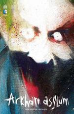 Couverture de Batman Arkham Asylum - Tome 0