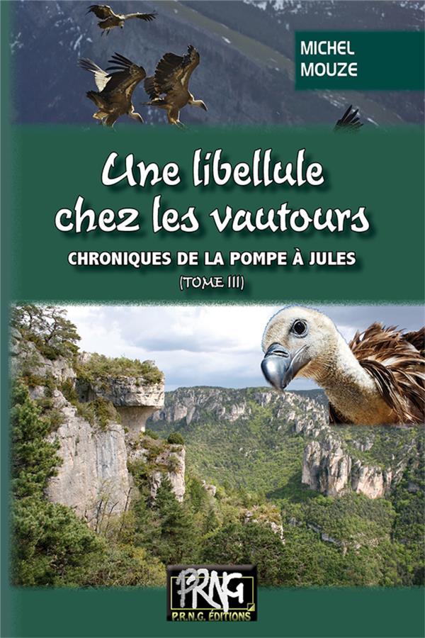 Chroniques de la pompe à Jules t.3 ; une libellule chez les vautours