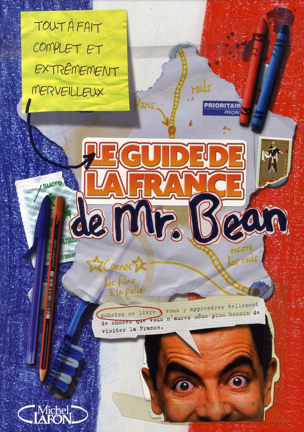 Le Guide De La France De Mr Bean