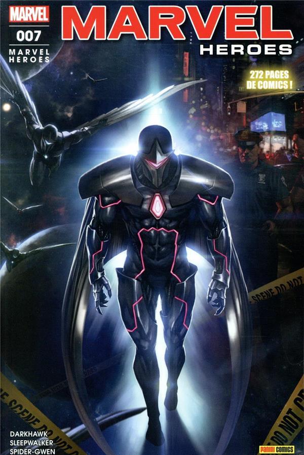 Marvel heroes n.7