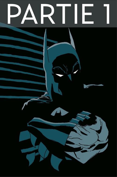 Batman - Un long halloween - Partie 1