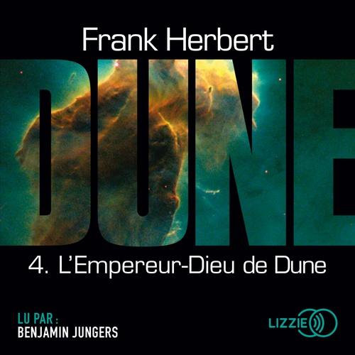 Le cycle de Dune T.4 ; l'empereur-dieu de Dune
