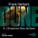 Vente AudioBook : L'Empereur-Dieu de Dune - T4  - Frank Herbert
