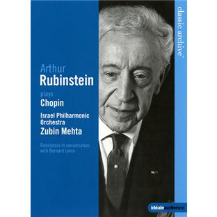 Arthur Rubinstein plays Chopin