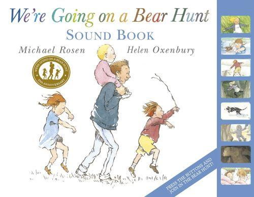 WE'RE GOING ON A BEAR HUNT - SOUND CHIP EDITION