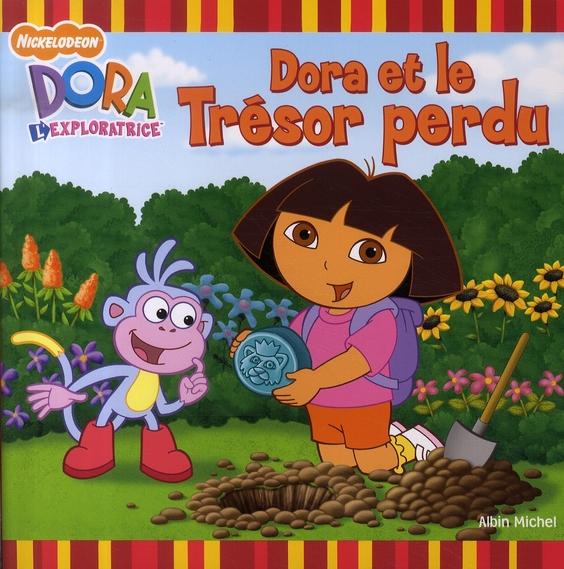 Dora Et Le Tresor Perdu