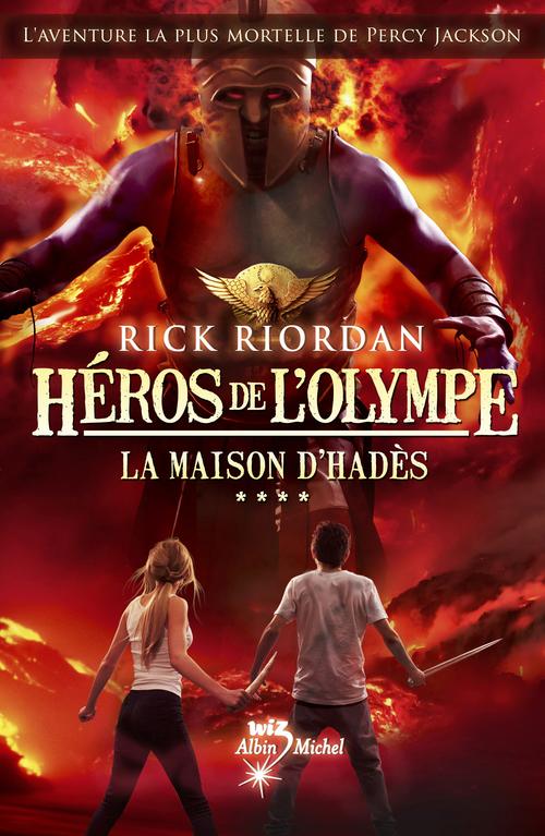 Héros de l'Olympe T.4 ; la maison d'Hadès