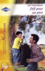 Vente Livre Numérique : Défi pour un père (Harlequin Horizon)  - Judy Christenberry