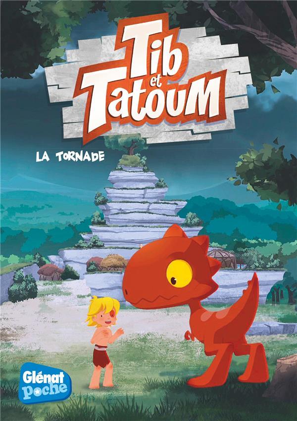 TIB ET TATOUM T.4  -  LA TORNADE GRIMALDI/BANNISTER