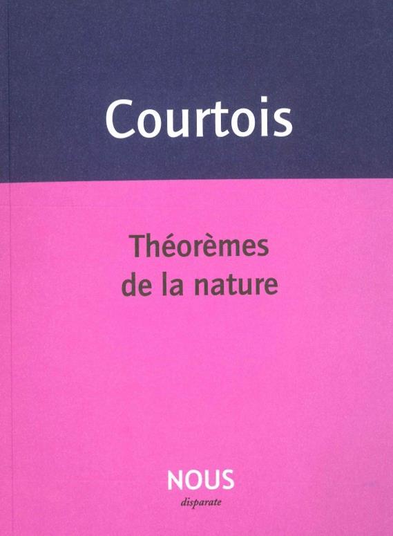 Théorèmes de la nature