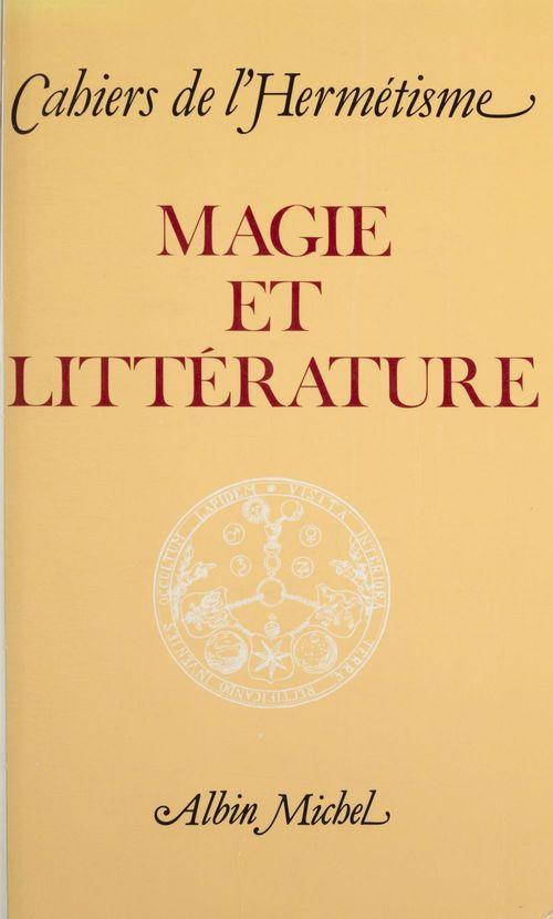 Magie et litterature