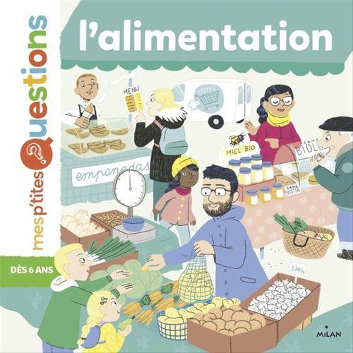 Vente Livre Numérique : L'alimentation  - Pascale Hédelin
