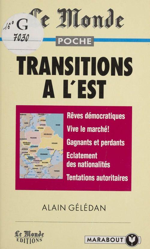 Transitions a l'est