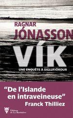 Vente Livre Numérique : Vík  - Ragnar Jónasson