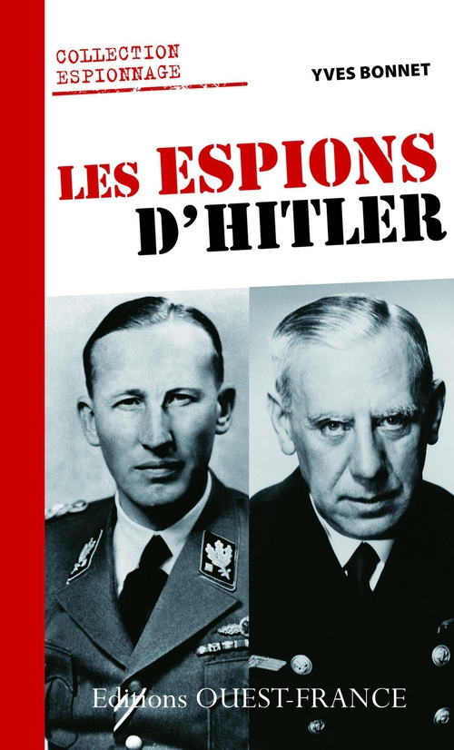 Espions d'Hitler