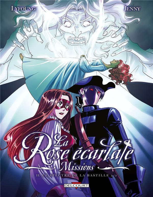 LA ROSE ECARLATE - MISSIONS T02 - LE SPECTRE DE LA BASTILLE 22 Jenny