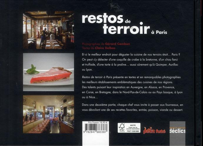 Restos de terroir à Paris