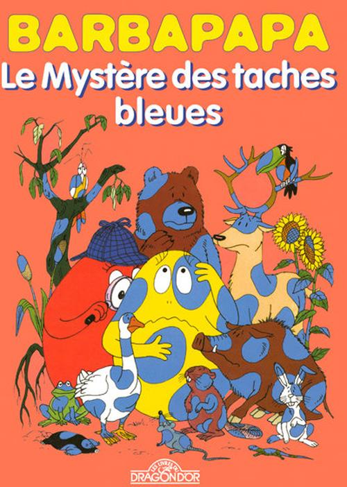 Le mystère des taches bleues