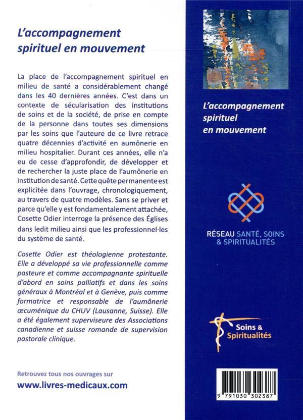 L'accompagnement spirituel en mouvement ; aumônerie hospitalière (1974-2016)
