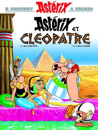 Asterix T.6 ; Asterix Et Cleopatre