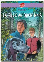 Vente Livre Numérique : La fille au chien noir  - Gudule