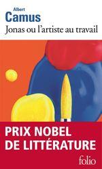 Vente Livre Numérique : Jonas ou l'artiste au travail / La pierre qui pousse  - Albert Camus
