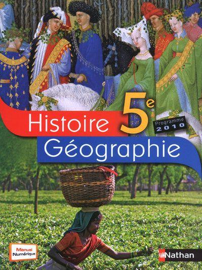 Histoire-Geo 5e Format Compact 2010
