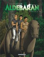 Couverture de Retour Sur Aldebaran - Episode 2, Tome 2