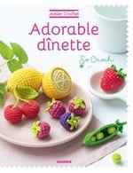Vente Livre Numérique : Adorable dînette  - Marie Clesse