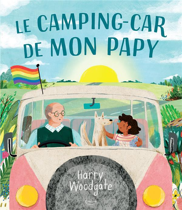 Le camping-car de mon papy