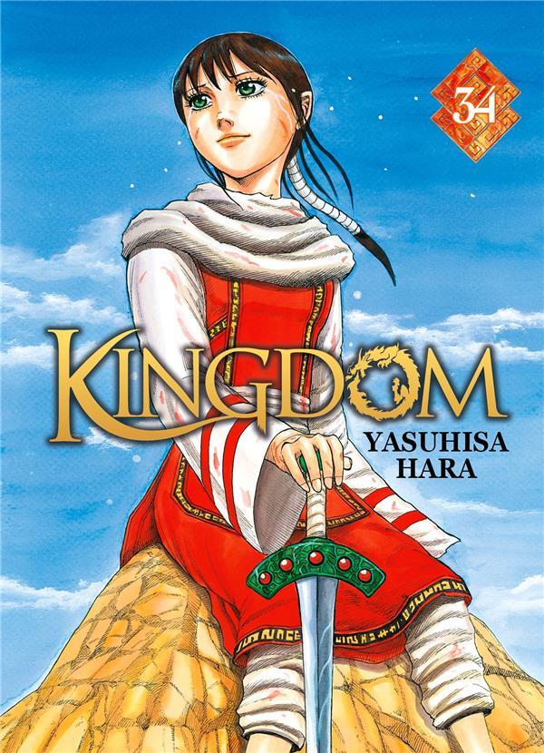 KINGDOM - TOME 34 HARA YASUHISA
