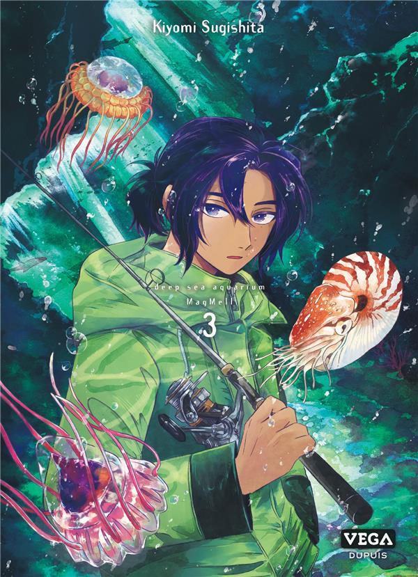 Deep sea aquarium magmell - tome 3 / edition speciale (a prix reduit)