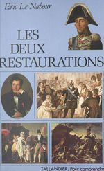 Vente Livre Numérique : Deux restaurations  - Éric Le Nabour