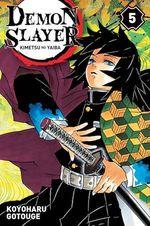 Vente Livre Numérique : Demon Slayer T05  - Koyoharu Gotouge