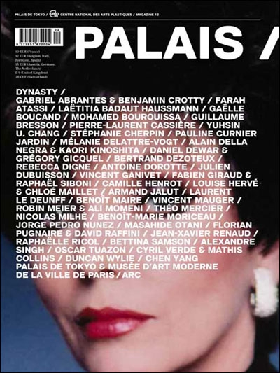 Palais / magazine n  12