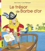 Vente EBooks : Le trésor de Barbe d'Or  - Jean Leroy