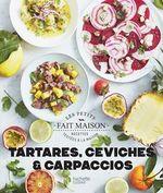 Vente Livre Numérique : Ceviches, tartares et carpaccios  - Sophie Dupuis-Gaulier